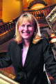 Lt. Governor Barbara O'Brien dresses in a classic black suit from Molly's of Denver on February 8,...