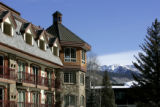 The Tivoli Lodge in Vail, CO Tuesday afternoon February 6, 2007 in a  scene that looks more...