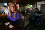 (DLM1365) -  Angie Godfrey, owner of Angie's Tavern in Golden, Colo., says business has dropped at...