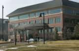 One of the many buildings of Level 3 Communication, in Broomfield, Colo. Thursday February 8,...
