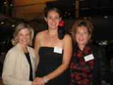 Sense of Security supporters at the Champagne & Diamonds fundraiser included from left, Nancy...