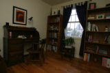 The finished study. The residence at 1235 Locust St., Denver, Colo., is being staged in...