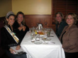 Mrs. Colorado Golbe 2006-07 Janelle Spahn, left, joins Concerts for Kids supporters, Tricia...