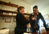 "35 -  Naturopath, Dr. Rena Bloom talks with Marcia Hogan, a new patient who was ""exploring..."