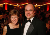Ellen and Dr. Dunbar Ivy. Dunbar is The Children's Hospital Chief of Pediatric Cardiology and...