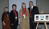 Gov. Bill Ritter presents the Colorado Historical Society's 2007 Governor's Award for Historic...