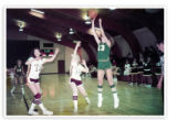 Photos from the playing days of Tracy Hill - circa 1982.  (photos courtesy of TRACY HILL)