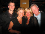 Brett and Brenna McLean, left, and Linda and Jim Harmon. (DAHLIA JEAN WEINSTEIN/ROCKY MOUNTAIN...