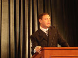 Author and mental health advocate Andrew Solomon was the Keynote Speaker at the Mental Health...