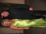 Booklovers' Ball patrons Laurel Gilbert and Tripp Keber. (DAHLIA JEAN WEINSTEIN/ROCKY MOUNTAIN...