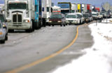 Eastbound I-70 from E-470 to Burlington was closed Thursday October 26, 2006 to all traffic after...