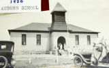 Historical photo of Auburn School in 1920 in Greeley, Colorado.  (HANDOUT PHOTO/ROCKY MOUNTAIN...