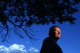 Portrait of Dale Stromberger (cq) at his farm near Iliff, Colo., on Wednesday, August 9, 2006. ...