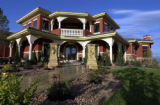 (Erie, CO.,  8/20/04)  Villa de' Scarja by Terch Builders at the 2004 Parade of Homes at Vista...