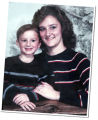 A family photo of Darcie Anderson and her son  Antonio Anderson (cq) taken a few weeks before her...