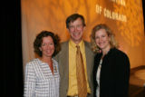 The Women's Foundation of Colorado annual Gender Matters Luncheon co-chairwomen Christine Benero,...
