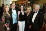 Cherish the Children Gala, benefitting the Beacon Center (serving at-risk youth), at the Hyatt...
