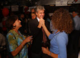 Denver,Colo., photo taken August 10, 2004- DA candidate for Denver County, Mitch Morrissey...