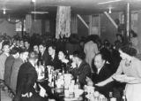 Formal dinner at Grenada-Amache Japanese Internment Camp.    (Photos from www.colorado.gov)