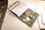 "Gifts for book section.   Sports Illustrated's ""The Baseball Book."" (ELLEN JASKOL/ROCKY..."
