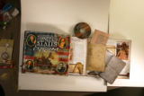 "Gifts for book section.    ""The Founding of the United States Experience 1765-1815,"" by..."