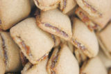 The Back Country Bar, a gourmet fig newton from the Vail Gourmet Cookie Co., made with organic...