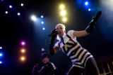 "DLM1891  Gwen Stefani performs ""Sweet Escape"" at the Pepsi Center Wed., May 2, 2007...."