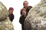 Three buddies set out to finish an adventure started by their dead friend in Without a Paddle,...