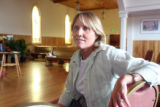 Tracy Hausman (cq) Pastor of Father Dyer Methodist Church in Breckenridge on Monday April 30,2007....
