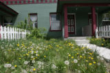 The residence at 3042 High St. in Denver, Colo. on Monday April 30, 2007. This is one of the...