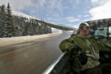 (DLM4446) -   at Berthoud Pass Tuesday, Dec. 12, 2006.(DARIN MCGREGOR/ROCKY MOUNTAIN NEWS)