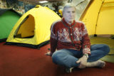Dec. 27, 2006 Denver, Colorado Gary Neptune of Neptune Mountaineering in Boulder reminisces about...