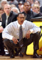 SPECIAL TO THE ROCKY MOUNTAIN NEWS---Colorado head coach Ricardo Patton screams at his players...
