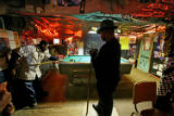 (NYT42) MERIGOLD, Miss. -- March 1, 2007 -- MISS-JUKE-JOINT -- A game of pool at Po' Monkey's, ...