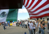 The Cesar Chavez Day Boycott began this Sunday, March 25th of 2007. At the Mile High Flea Market,...