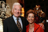 The 2007 Ruston Award recipient Hank Robinson, and his wife, Bobbette. (STEVE PETERSON/SPECIAL TO...