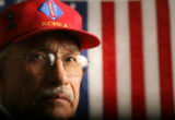 Al Apodaca (cq) served in the Korean war from 1951 to January of 1952, in the B Company, 1st. Tank...