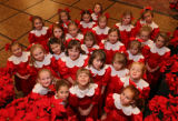 (Denver, Colo., December 1, 2006) Carefully arranged and ordered Sugarplum group shot.  The 2006...