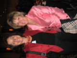 ADL Development co-chairwoman Andrea Shpall, left, and Society of Fellows Donor Luncheon...