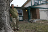 Juan Garza ,(cq), at his home, 11062 Wolff Way, Thursday December 14, 2006, Westminster, Colo.,...