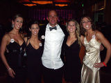 From left, Corrie Francis, Ashley Mull, Michael Karolchyk, Ana Whetstone and Kim Spuhler at...
