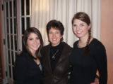 From left, Denver Debutante Lara Silversmith, Denise Sanderson, and her daughter. debutante Claire...