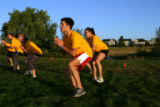 Boot Camp of the Rockies. For Fitness story about group workouts.