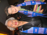 Founding Jack & Jill Denver Chapter members, Alfreda Moore, left, who arrived from Germantown...