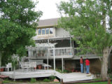 """Before"" picture of John and Trish Morphew-Lewis' house in Boulder. Like many production..."