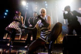"DLM1851  Gwen Stefani performs ""Sweet Escape"" at the Pepsi Center Wed., May 2, 2007...."
