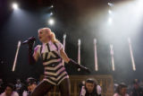 DLM1903  Gwen Stefani performs at the Pepsi Center Wed., May 2, 2007. (DARIN MCGREGOR/ROCKY...