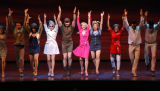 "(NYT24) NEW YORK -- April 29, 2007 -- BLONDE-THEATER-REVIEW-2 -- In ""Legally Blonde,""..."