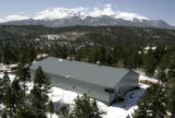 A 10 acre horse paddock. Anti-virus software pioneer John McAfee plans to auction off a Colorado...