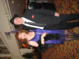 Vicki and Ron Hattin. (FAMILES FIRST/SPECIAL TO THE ROCKY) Families First Steppin' Out into the...